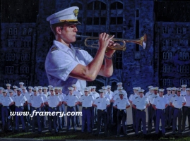 9 - 11 TAPS VIGIL USMA Ceremony conducted to remember the events of 11 Sept 2001 In stock and available Current price - $175