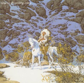 EAGLE HEART by Bev Doolittle In stock and available Current price $285