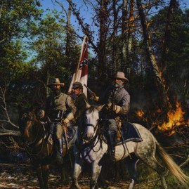 FROM THE LINE OF FIRE Lee and Longstreet in the Battle of the Wilderness May 6, 1864 In stock and available Current price - $200