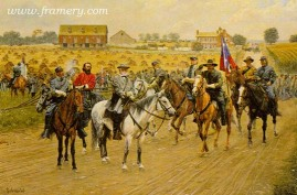LEE DELIBERATES HETH'S ADVANCE July 1, 1863 - 2:30 p.m. In stock and available Current price - $195