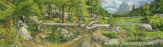 MUSIC IN THE WIND by Bev Doolittle In stock and available - Current price - call for price