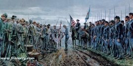 SALUTE OF HONOR Appomattox Courthouse, April 12, 1865 Current price - Call